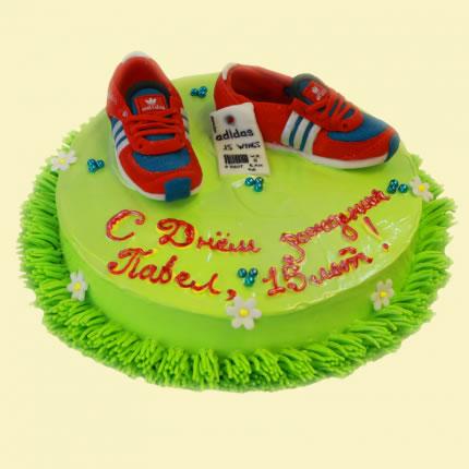 Детский торт №1