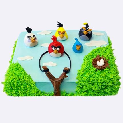 Детский торт №10