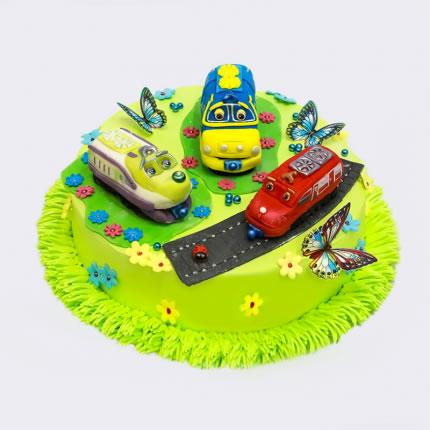 Детский торт №11