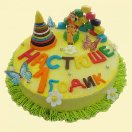 Детский торт №23