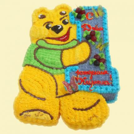 Детский торт №24