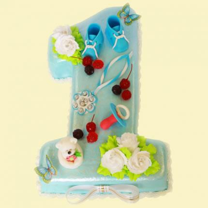 Детский торт №26