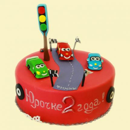 Детский торт №28