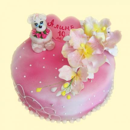 Детский торт №3