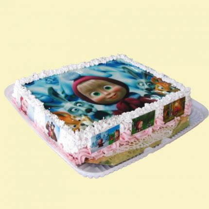 Детский торт №32