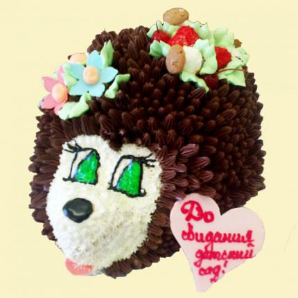 Детский торт №33