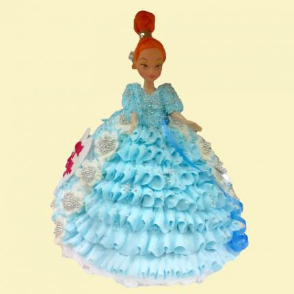 Детский торт №34