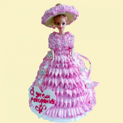 Детский торт №39