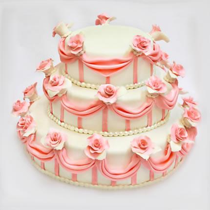 Свадебный торт №10