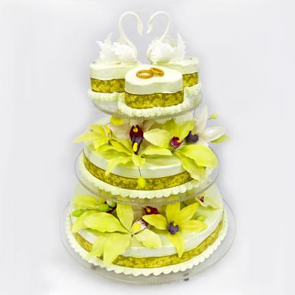 Свадебный торт №13