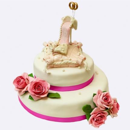 Свадебный торт №22