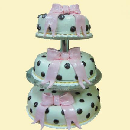 Свадебный торт №39