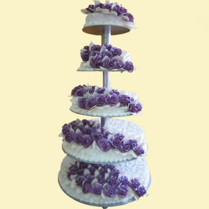 Свадебный торт №44