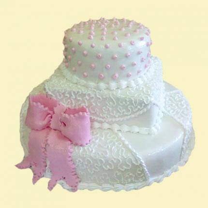 Свадебный торт №46