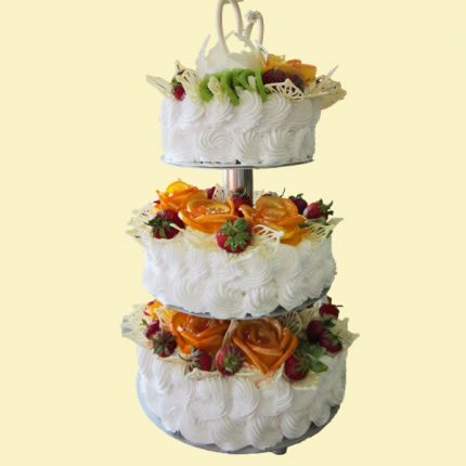 Свадебный торт №47