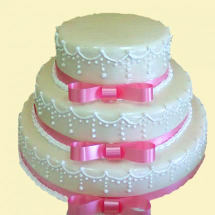 Свадебный торт №48