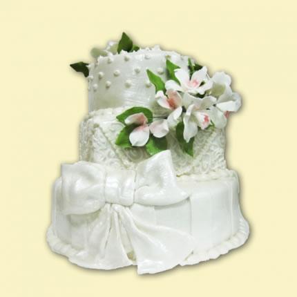 Свадебный торт №49