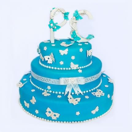 Свадебный торт №6