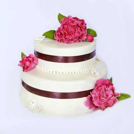 Свадебный торт №7