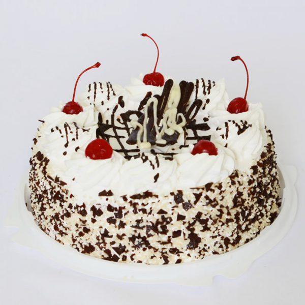 """Торт """"Вишенка"""" со сливками 1000гр."""