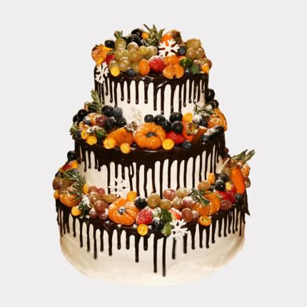 Заказной торт №1