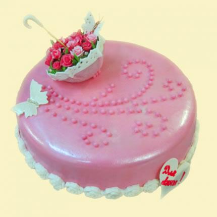 Заказной торт №16