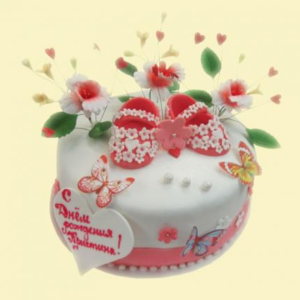 Заказной торт №19