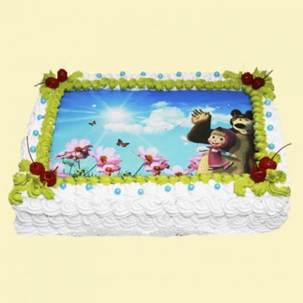 Заказной торт №2